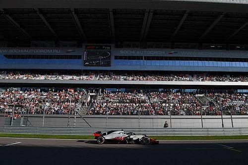Гонщики Ф1 назвали абсурдным и скучным второй сегмент квалификации в Сочи