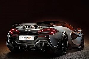 Un McLaren 600LT, el regalo a Sainz por su primer podio en F1