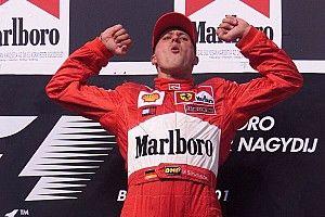 12 Schumacher-rekord, amit Hamilton még nem döntött meg