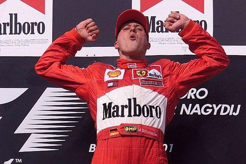Ma 18 éve, amikor Schumacher és a Ferrari már a Magyar Nagydíjon bajnok volt