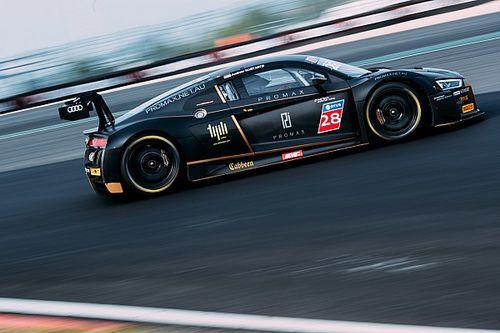 Audi R8 LMS Cup Tiongkok: Pembalap Indonesia podium GT3 dan GT4