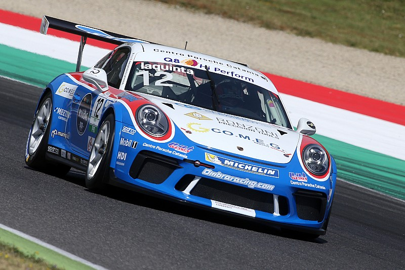 Carrera Cup Italia, Mugello: Iaquinta brucia tutti in gara 1