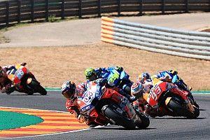 """Dovizioso: """"P2 in Aragon belangrijker dan zege op Misano"""""""