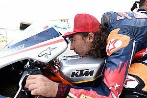 Moto3 Valencia: Cuma günü Lopez lider, Can ilk gününde parladı