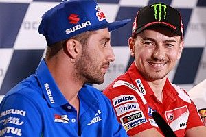 "Lorenzo now ""convinced"" of Iannone's innocence"
