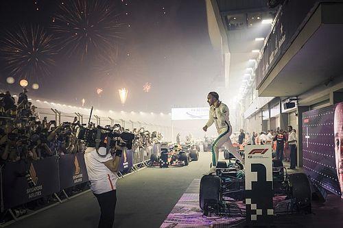 Brundle: Hamiltonnak szerencséje is volt