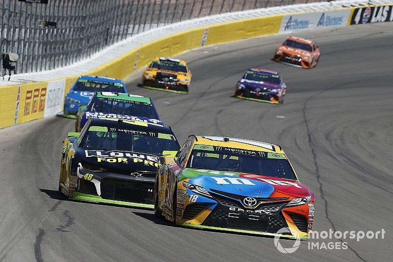 "Kyle Busch: ""We'll take what we can get"" after ""sloppy"" hometown race"