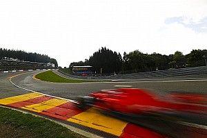 Онлайн. Гран При Бельгии: третья тренировка