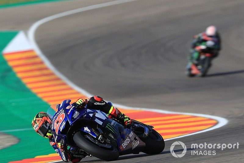 Vinales gets three-place penalty for impeding Smith