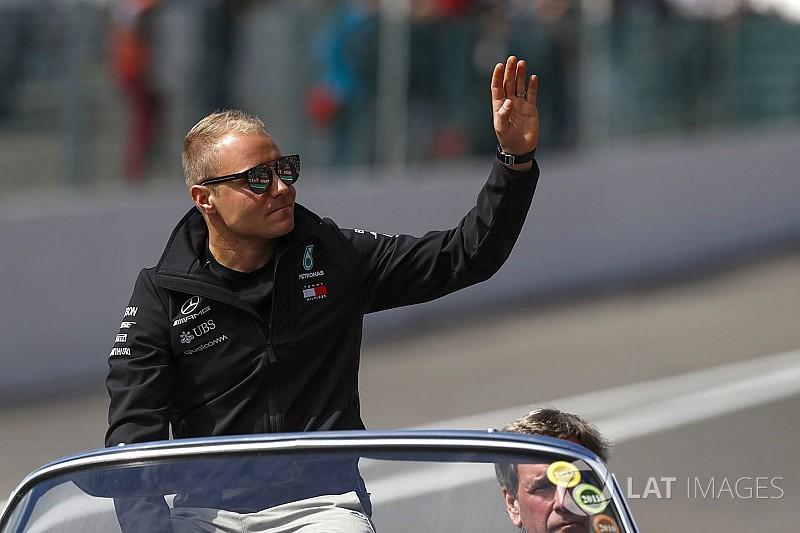 """Valtteri Bottas signalisiert Bereitschaft, """"Wingman"""" zu sein"""