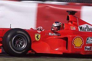 Sky Sport F1 dedica un'intera giornata a Michael Schumacher per celebrare i suoi 50 anni