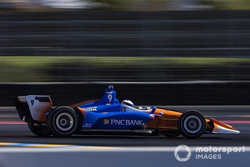 IndyCar preseason test set for Laguna Seca