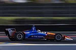 IndyCar preseason test set for Laguna Seca