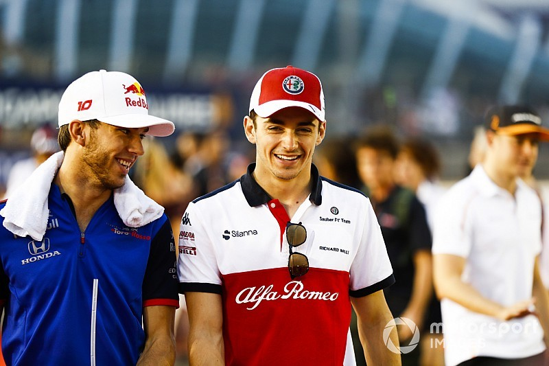Gasly: Gridin en iyisi olmak için Red Bull'a gidiyorum