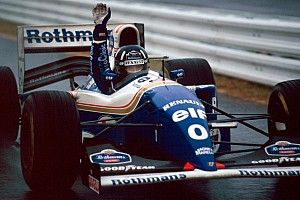 Gallery: All of Damon Hill's F1 wins