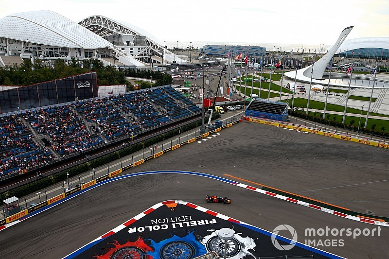 La FIA clarifie les règles en cas de virage coupé