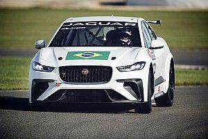 Com brasileiros, Jaguar completa testes da I-Pace eTrophy