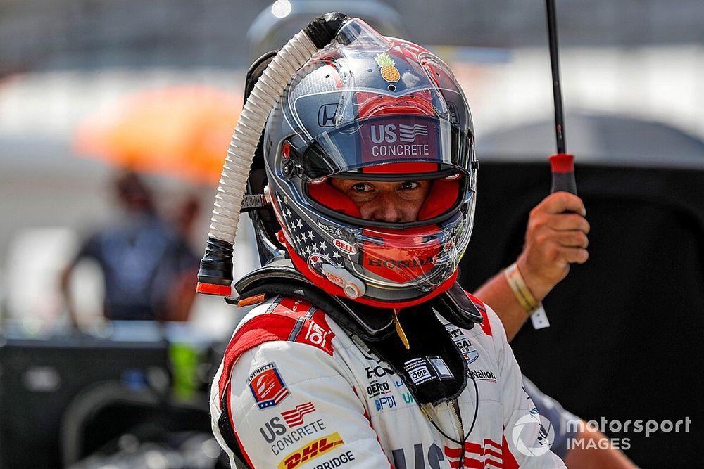 Indy 500 sıralamalar: Andretti Honda'lar lider, Alonso 26. sıradan başlayacak!