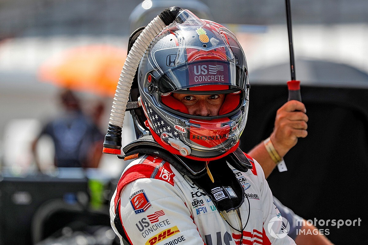 Indy 500 Qualifying: Andretti leads Fast Nine, bad day for Penske