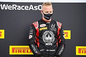 Mazepin named as first Haas F1 driver for 2021