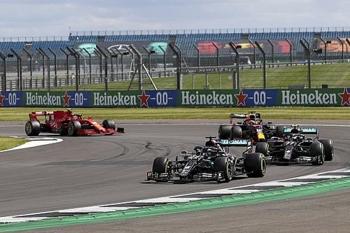 The British Grand Prix as it happened