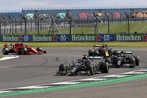 """F1: si lavora ad un calendario """"standard"""" per il 2021"""