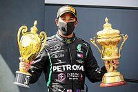 英国大奖赛:汉密尔顿受最后圈爆胎惊吓后惊险获胜