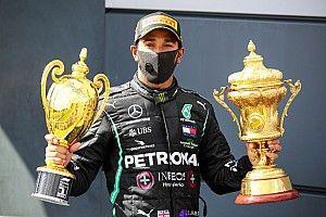 """Hamilton: """"Niet het juiste moment voor contractonderhandelingen"""""""