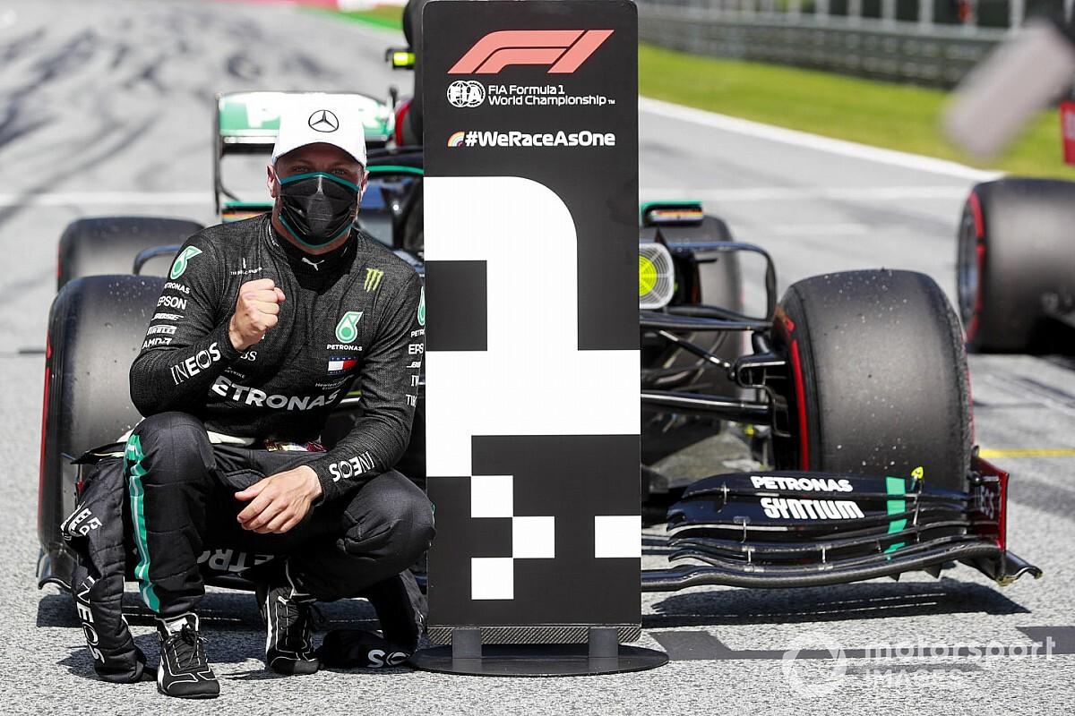 Mercedes domina, ma Wolff vede nero per il caldo