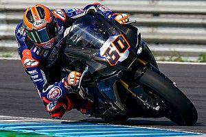 Verrassing: Van der Mark vertrekt na dit seizoen bij Yamaha