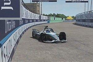 Stoffel Vandoorne s'impose enfin en Formule E virtuelle !