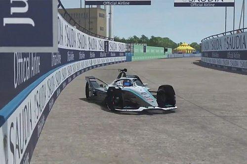 Veja como foi a penúltima prova do Race at Home Challenge da Fórmula E