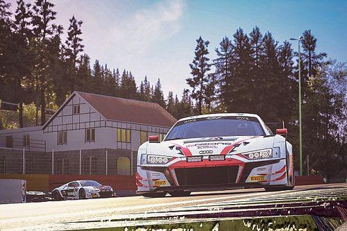 Doppietta Audi nella gara virtuale di Spa, squalificato Vergne