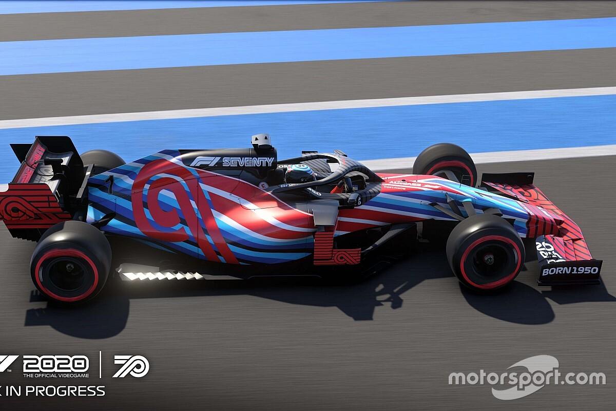 F1 2020: ilyenek a motorhangok a játékban (Mercedes, Ferrari, Honda, Renault)