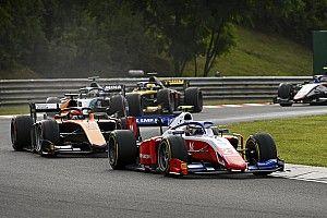 Hungría F2: Shwartzman se lleva la victoria tras salir 11º
