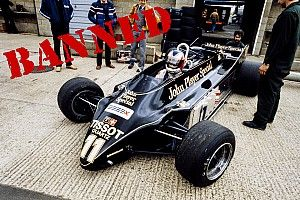 Banned: Why Lotus' twin-chassis concept was outlawed