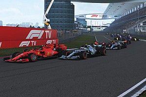 Формула 1 назвала участников виртуального Гран При Китая