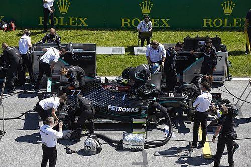 Mercedes nie obawia się o skrzynie biegów