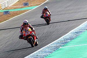 """Márquez: """"A Alex le queda bastante para llegar al nivel de los más rápidos"""""""