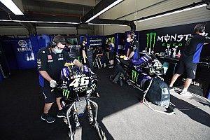 Yamaha ha pedido al resto de constructores abrir el motor por una cuestión de seguridad