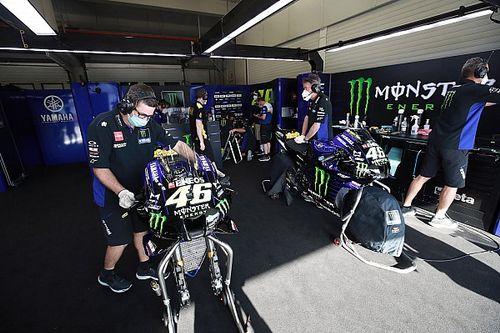 Yamaha ha chiesto di aprire i motori per motivi di sicurezza