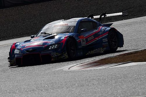 Oshima targeting debut victory for new Supra