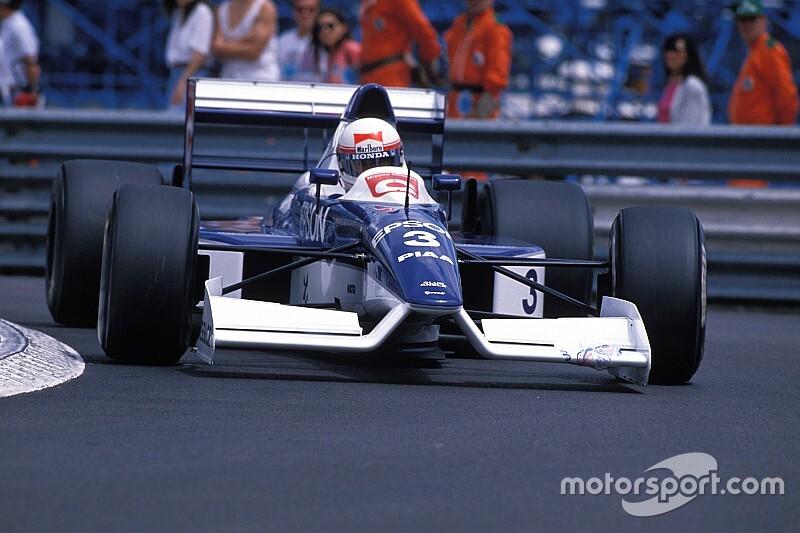 """F1の歴史をガラリと変えた、奇抜なアイデア。ティレル019""""ハイノーズ""""誕生秘話"""