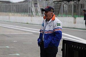 Wilson Fittipaldi tem boa recuperação após cirurgia e sai da UTI