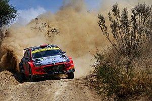 Minimum 9 hetes szünetet kell tartania a WRC-nek a koronavírus miatt