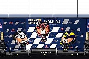 Vídeo: el GP de Andalucía de MotoGP, por MiniBikers