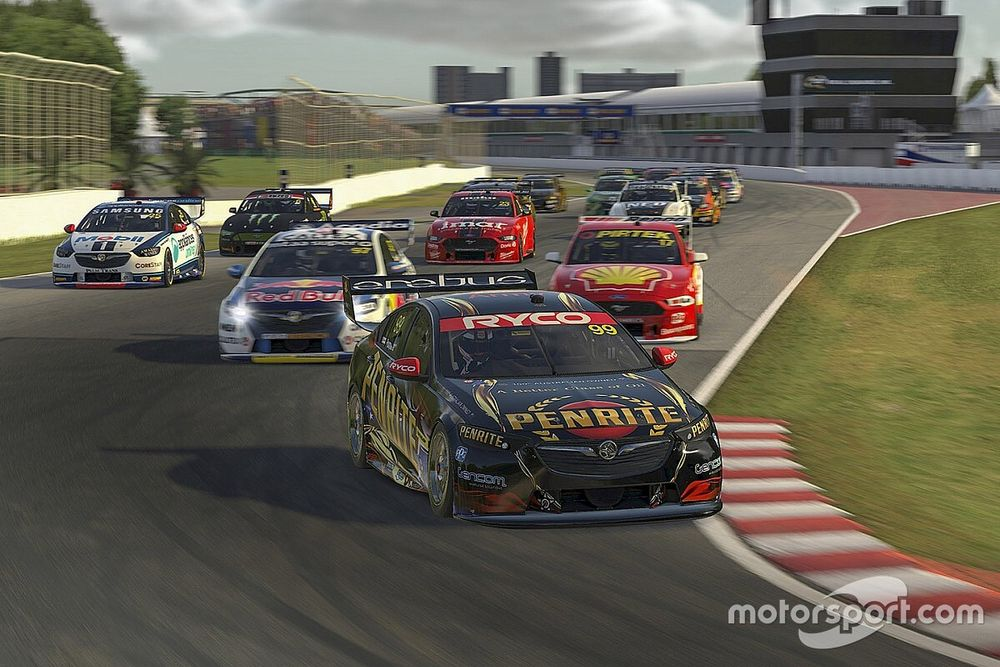 Supercars cuts Nurburgring from next Eseries round