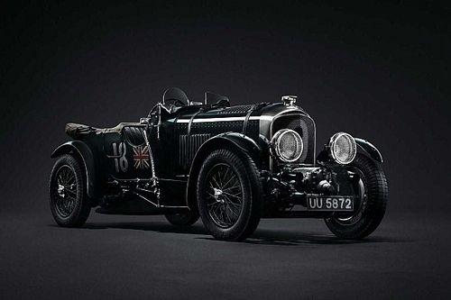 Bentley y su nuevo Blower de 4,5 litros
