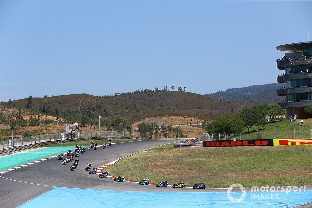 Michelin pide un test en Portimao antes del estreno de MotoGP