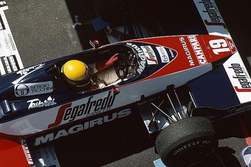 Lauda előzése az újonc Senna ellen: úton a harmadik F1-es cím felé
